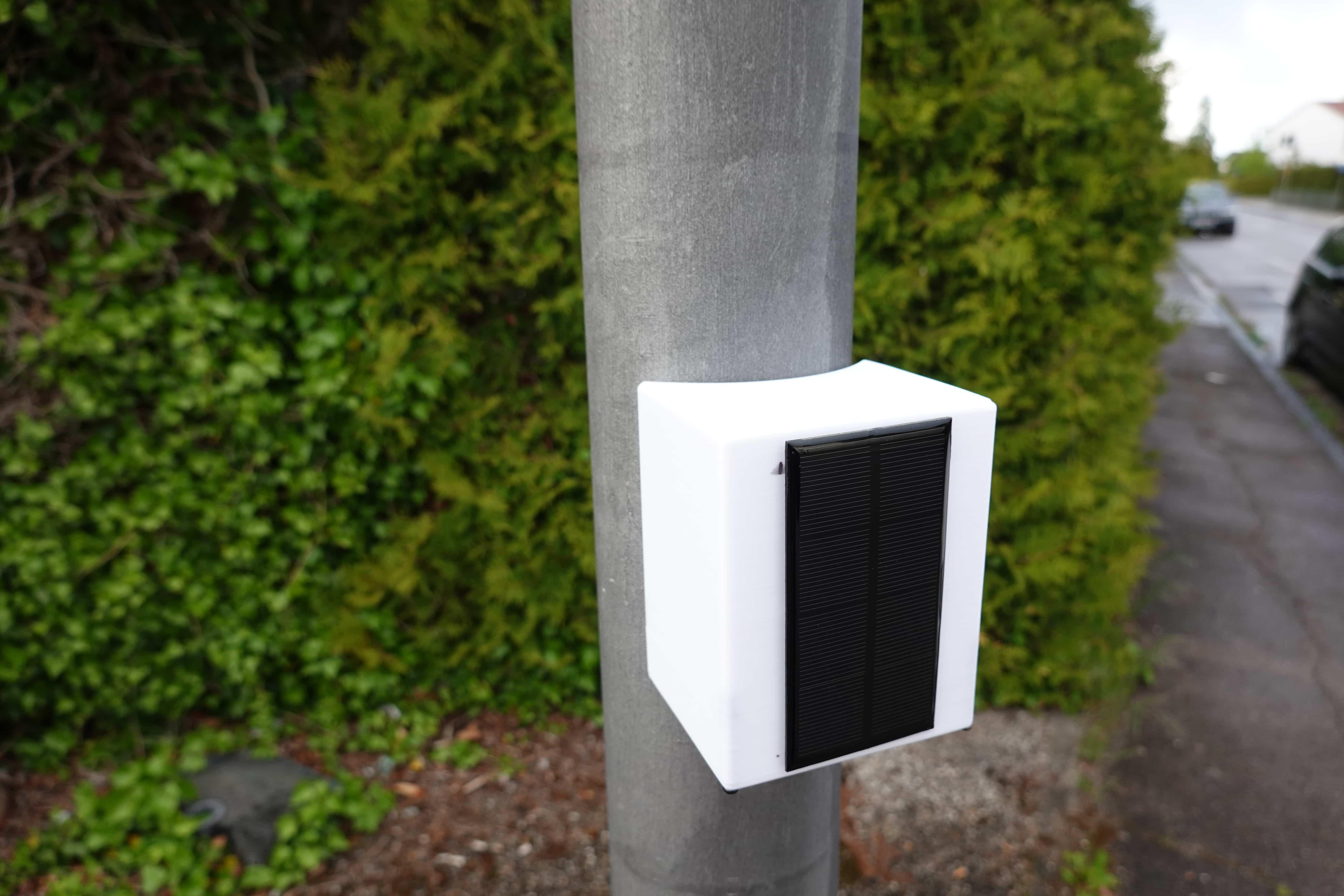 NoiseNet - Fighting Noise Pollution - Keysight IoT
